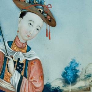 China and the West: Reconsidering Chinese Reverse Glass Painting
