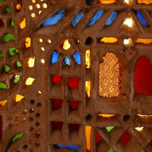 Luminosity of the East  Materiality, Provenance and Reception of Islamic Coloured Glass Windows in the West